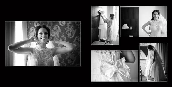 Свадебная книга Таня и Андрей - фото №4