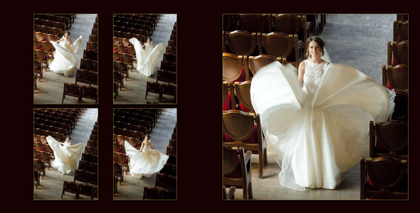 Свадебная книга Таня и Андрей - фото №29