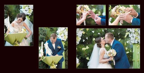 Свадебная книга Таня и Андрей - фото №30