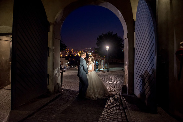 Ночная прогулка по Праге - фото №20