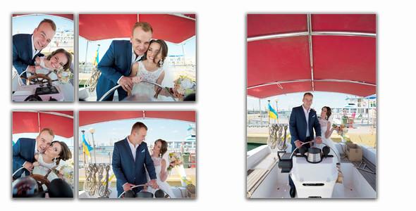 Свадебная книга Таня и Андрей - фото №14