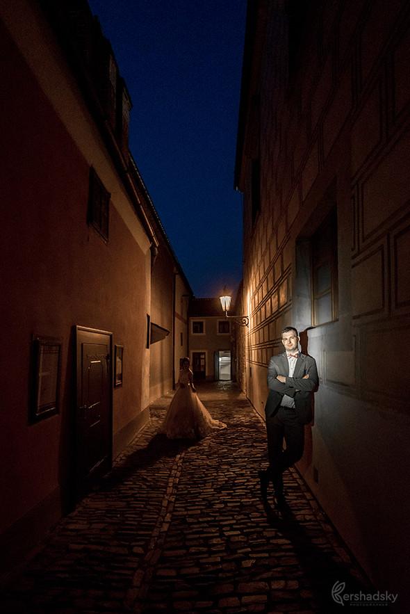 Ночная прогулка по Праге - фото №19