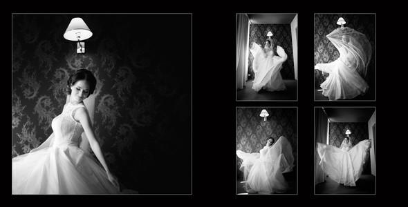 Свадебная книга Таня и Андрей - фото №7