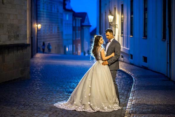 Ночная прогулка по Праге - фото №14