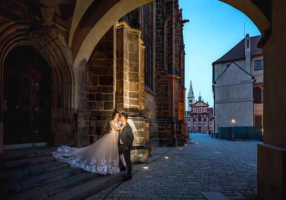 Ночная прогулка по Праге - фото №4