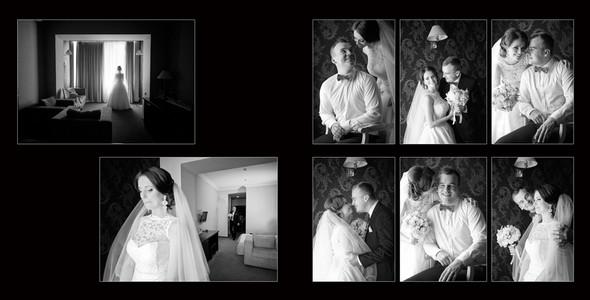Свадебная книга Таня и Андрей - фото №11