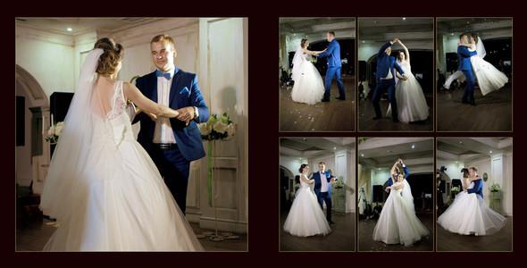 Свадебная книга Таня и Андрей - фото №32