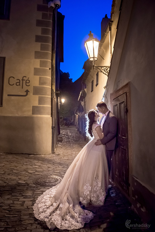 Ночная прогулка по Праге - фото №15