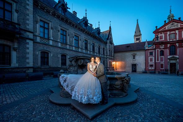 Ночная прогулка по Праге - фото №8