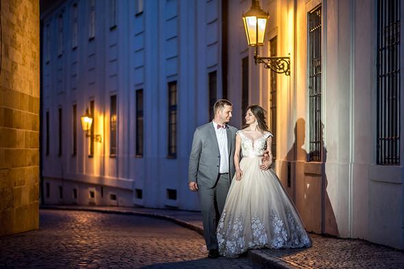 Ночная прогулка по Праге - фото №11