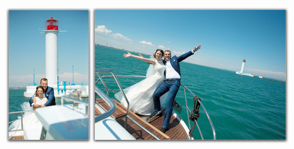 Свадебная книга Таня и Андрей - фото №18