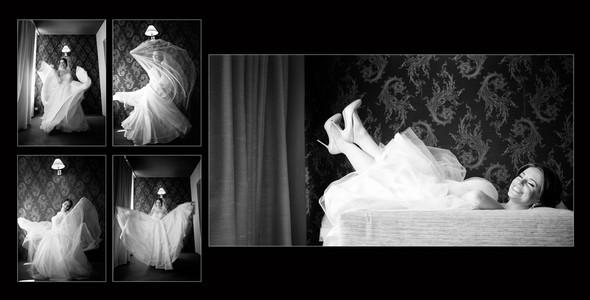 Свадебная книга Таня и Андрей - фото №6