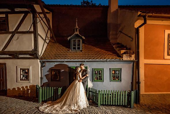 Ночная прогулка по Праге - фото №16