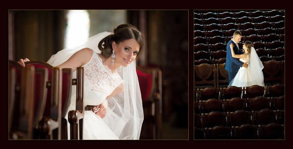 Свадебная книга Таня и Андрей - фото №28