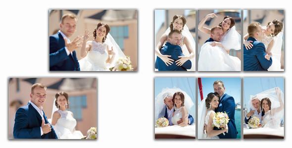 Свадебная книга Таня и Андрей - фото №13