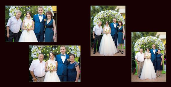 Свадебная книга Таня и Андрей - фото №31