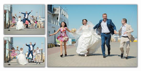 Свадебная книга Таня и Андрей - фото №22