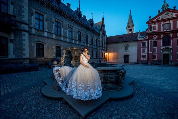 Ночная прогулка по Праге - фото №7