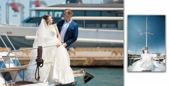 Свадебная книга Таня и Андрей - фото №21