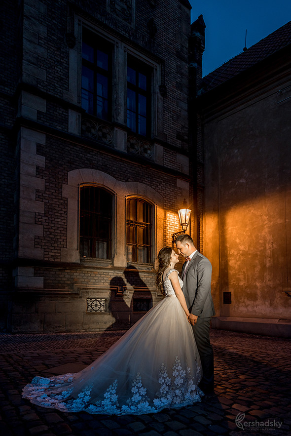 Ночная прогулка по Праге - фото №9