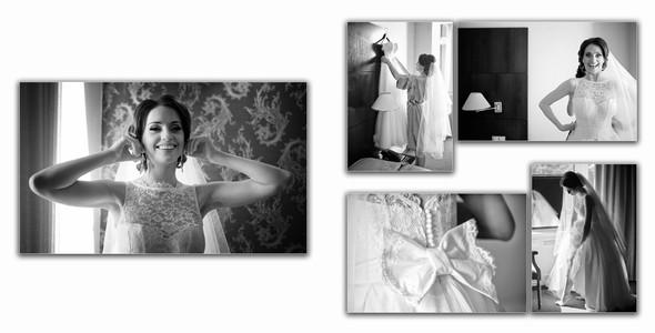 Свадебная книга Таня и Андрей - фото №3