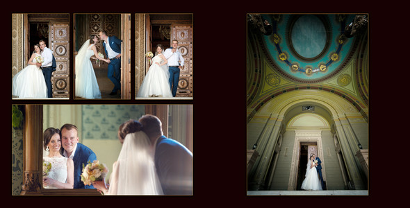 Свадебная книга Таня и Андрей - фото №24
