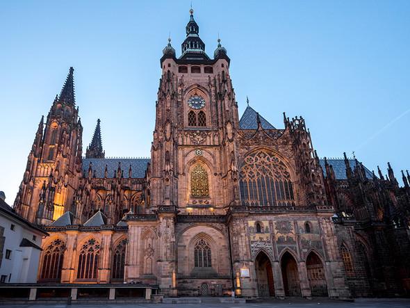 Ночная прогулка по Праге - фото №1