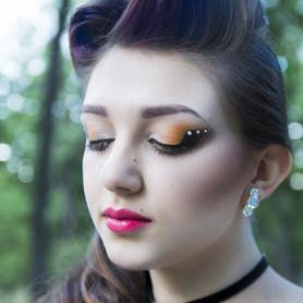 FLASHBACK: Визажист, фотограф, мастер по причёскам. - стилист, визажист в Днепре - портфолио 1