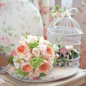 Декоратор, флорист Kingdom of flowers