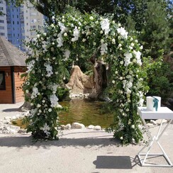Kingdom of flowers - декоратор, флорист в Киеве - фото 2