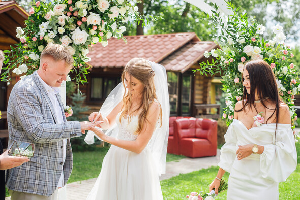 Свадьба Никиты и Ани - фото №26
