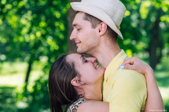 Love Story Игоря и Марины - фото №4