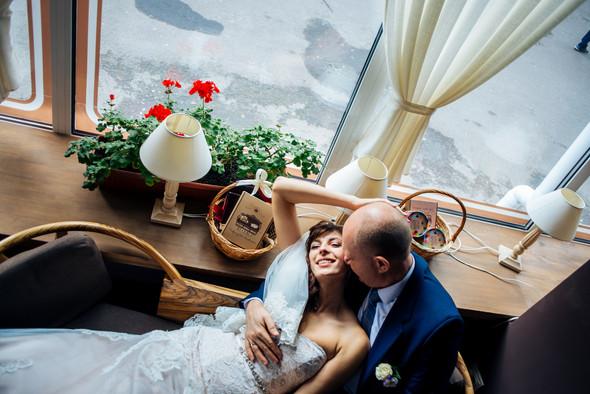 Свадьба Олега и Оли - фото №1