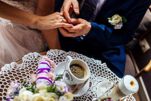 Свадьба Олега и Оли - фото №5