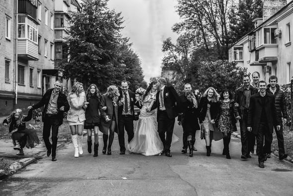 Свадьба Олега и Оли - фото №14