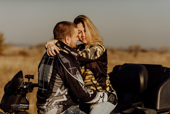 Love Story Валеры и Юли - фото №9