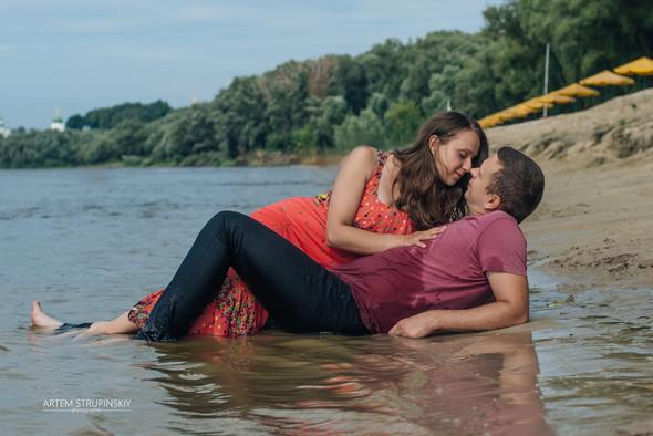 Love Story Димы и Лены - фото №27
