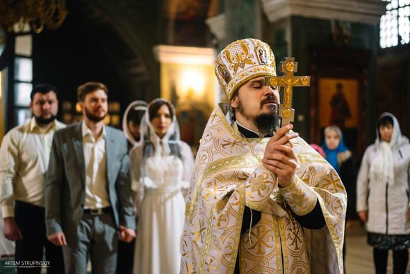 Венчание Сергея и Вики - фото №19