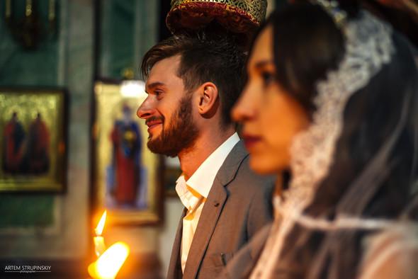 Венчание Сергея и Вики - фото №14