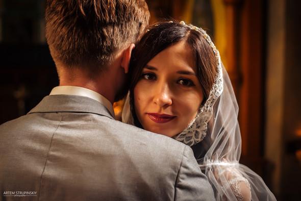Венчание Сергея и Вики - фото №6
