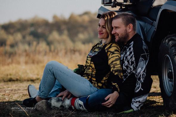 Love Story Валеры и Юли - фото №4