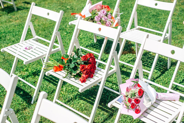 Свадьба Никиты и Ани - фото №23