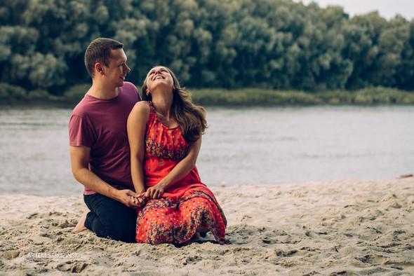 Love Story Димы и Лены - фото №28