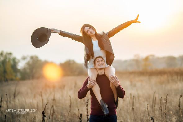Андрей и Алина - фото №2