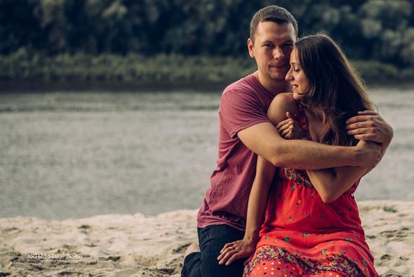 Love Story Димы и Лены - фото №36