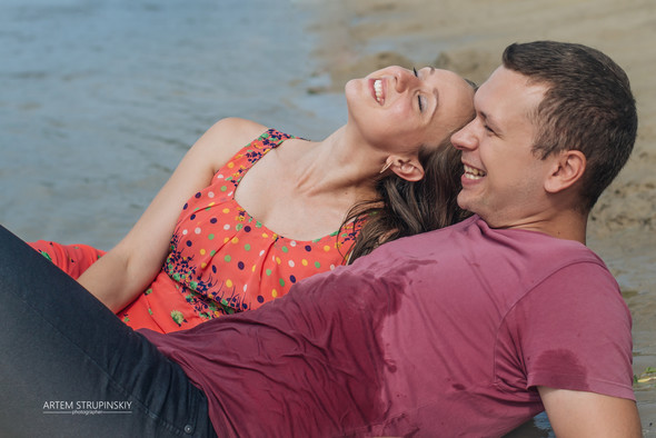 Love Story Димы и Лены - фото №37