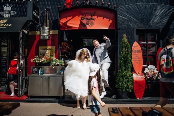 Свадьба Никиты и Ани - фото №7