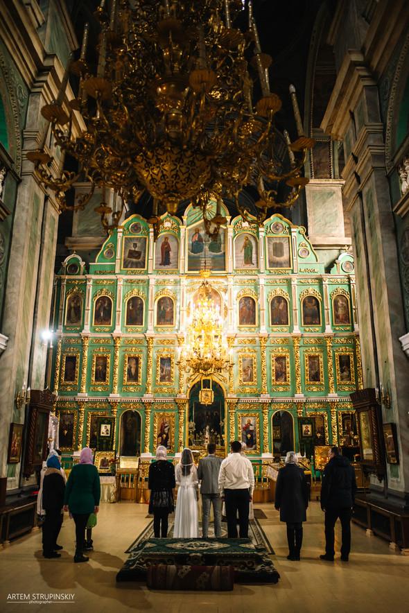 Венчание Сергея и Вики - фото №10