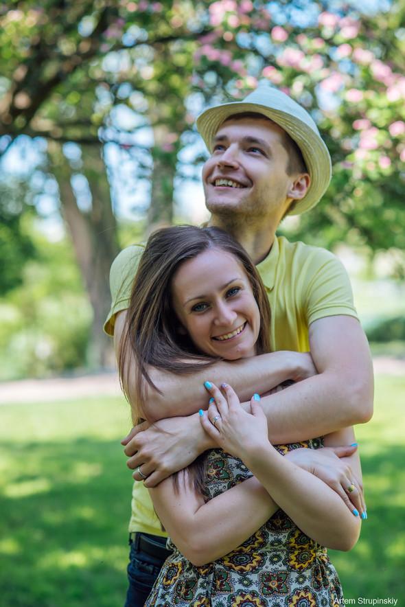 Love Story Игоря и Марины - фото №10