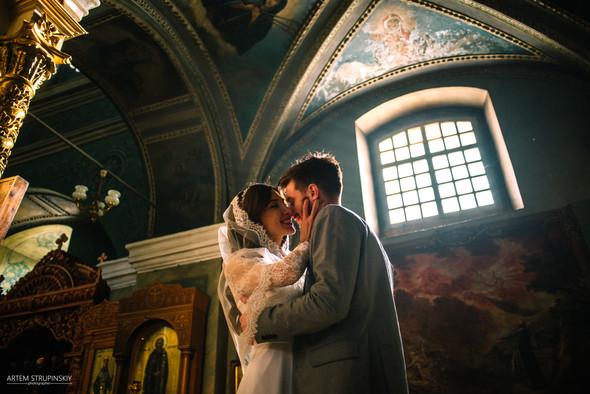 Венчание Сергея и Вики - фото №7